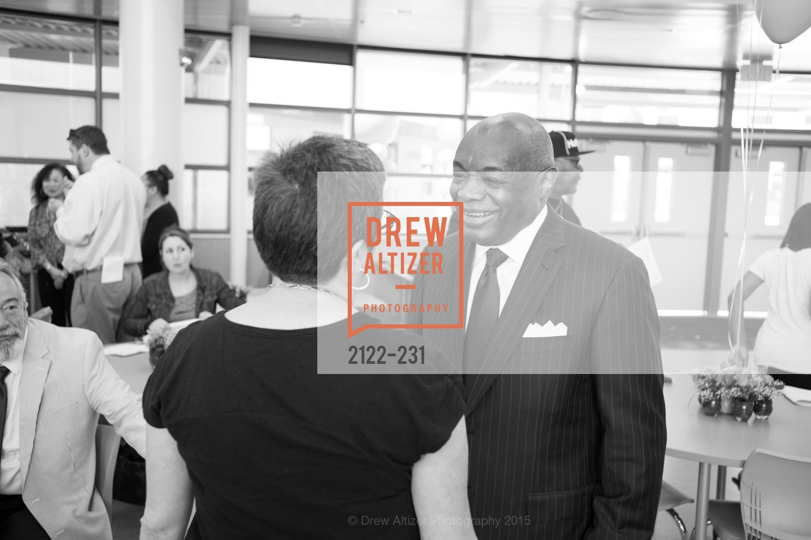 Wilile Brown, Willie L. Brown Middle School Ribbon Cutting Ceremony, Willie L. Brown Middle School. 2055 Silver Avenue, August 13th, 2015,Drew Altizer, Drew Altizer Photography, full-service agency, private events, San Francisco photographer, photographer california