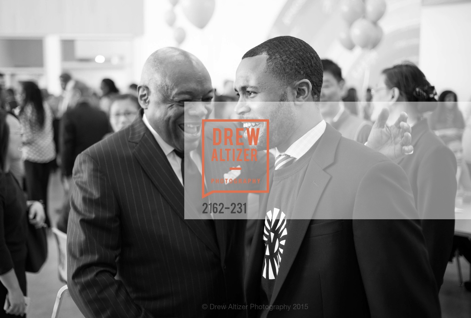 Willie Brown, Demetrius Hobson, Photo #2162-231
