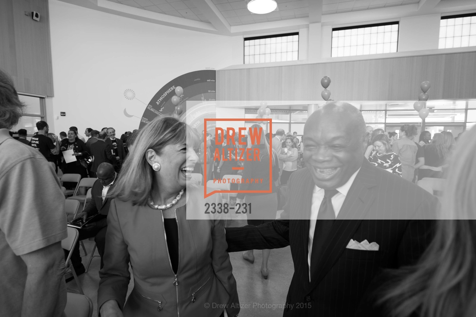 Jackie Speier, Willie Brown, Photo #2338-231