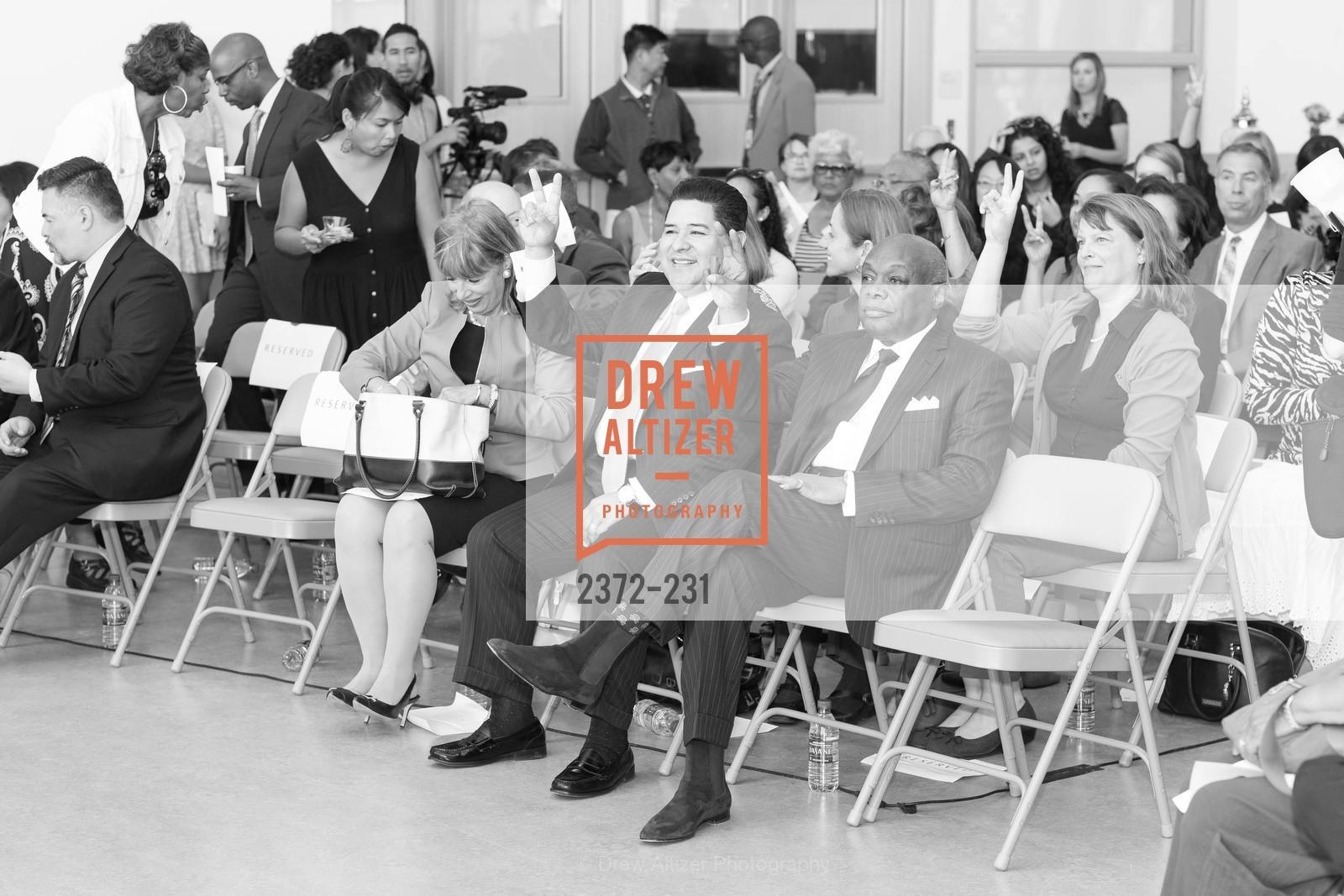 Jackie Speier, Richard Carranza, Willie Brown, Photo #2372-231