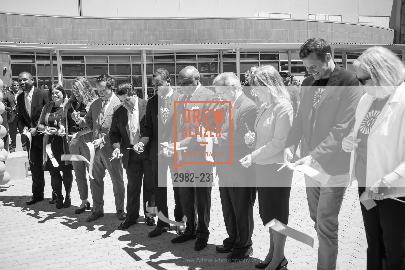 Ribbon Cutting Ceremony, Willie L. Brown Middle School Ribbon Cutting Ceremony, Willie L. Brown Middle School. 2055 Silver Avenue, August 13th, 2015,Drew Altizer, Drew Altizer Photography, full-service event agency, private events, San Francisco photographer, photographer California