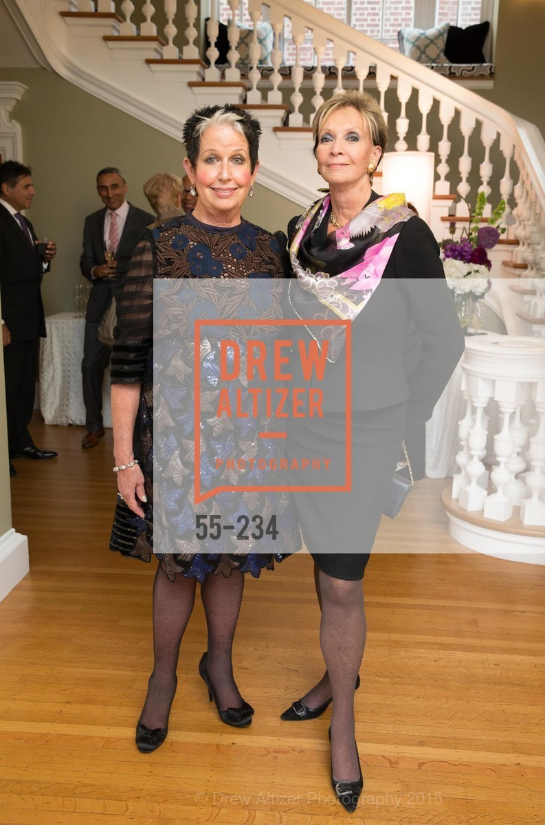 Karen Kubin, Sallie Huntting, San Francisco Opera Ball 2015 Patron Party, Private Residence, August 19th, 2015,Drew Altizer, Drew Altizer Photography, full-service agency, private events, San Francisco photographer, photographer california