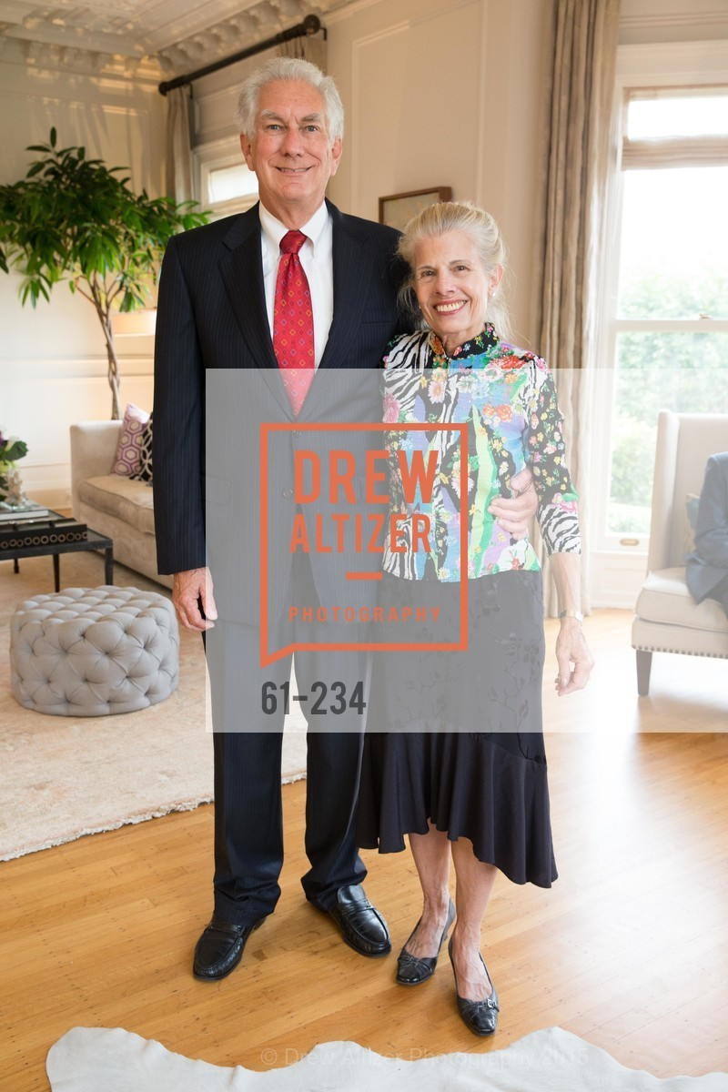 George Crow, Susan Crow, San Francisco Opera Ball 2015 Patron Party, Private Residence, August 19th, 2015,Drew Altizer, Drew Altizer Photography, full-service agency, private events, San Francisco photographer, photographer california