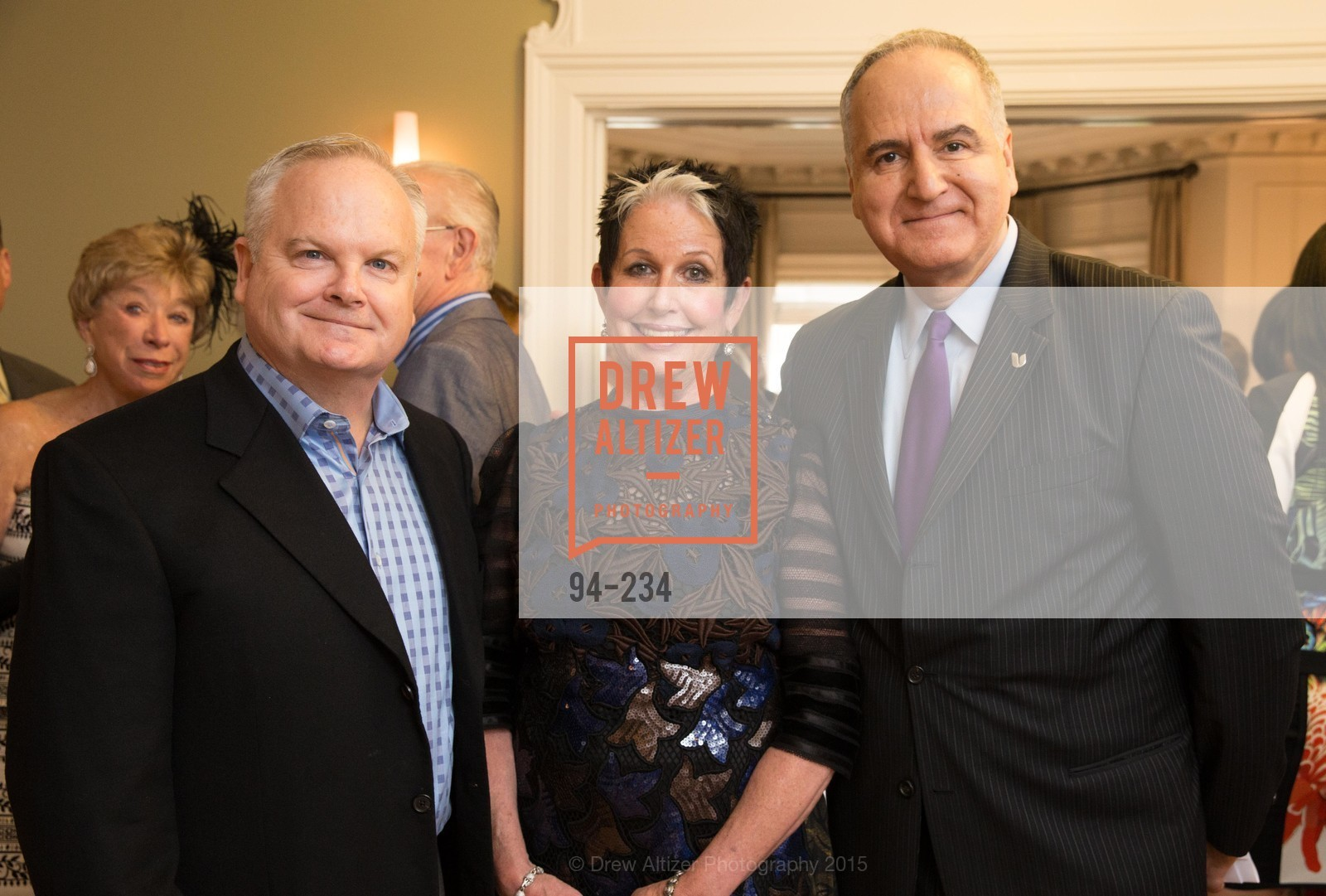 Ray Nolan, Karen Kubin, Vartan Shahijanian, San Francisco Opera Ball 2015 Patron Party, Private Residence, August 19th, 2015,Drew Altizer, Drew Altizer Photography, full-service event agency, private events, San Francisco photographer, photographer California