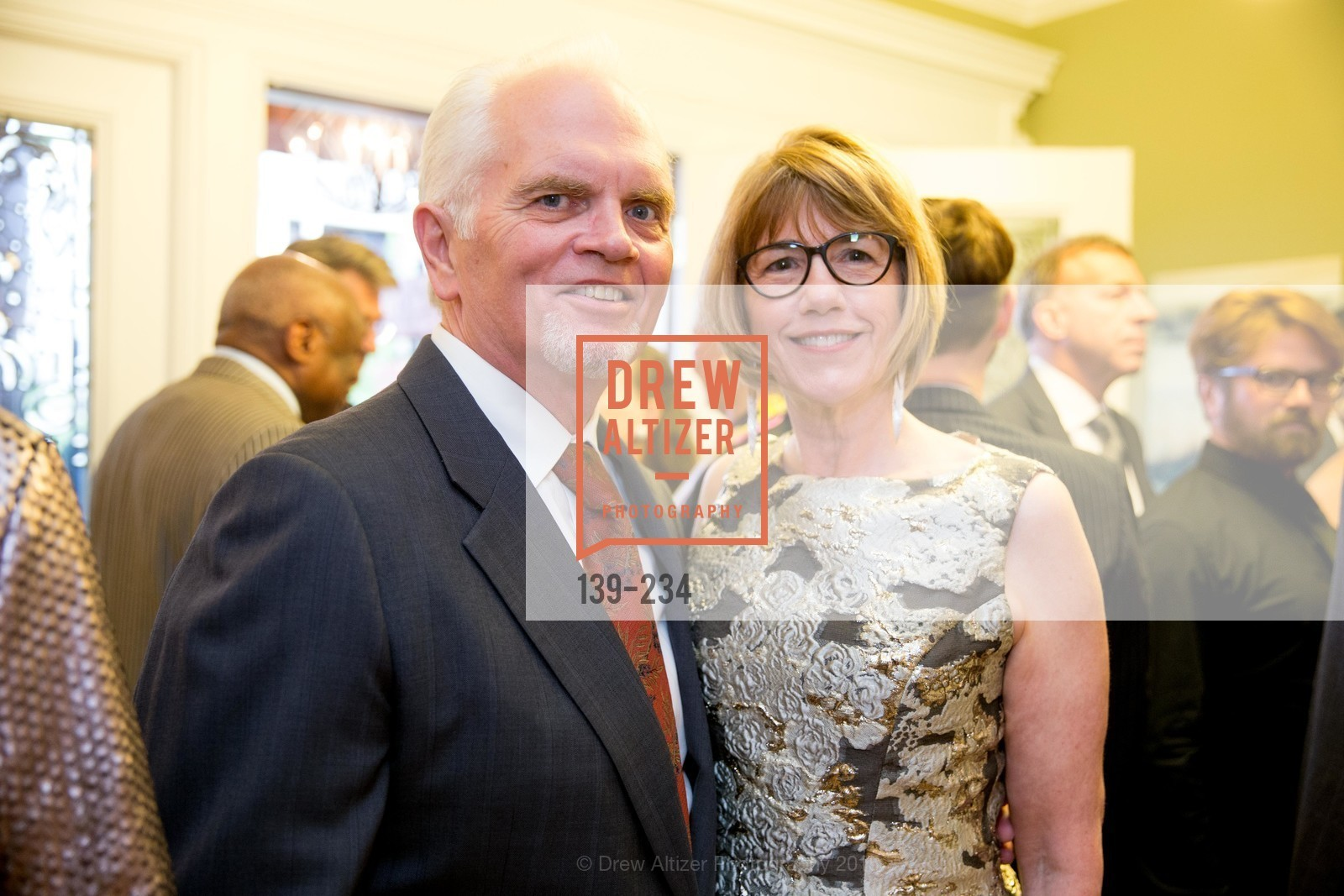 Michael Broach, Nancy Cunningham Clark, San Francisco Opera Ball 2015 Patron Party, Private Residence, August 19th, 2015,Drew Altizer, Drew Altizer Photography, full-service agency, private events, San Francisco photographer, photographer california
