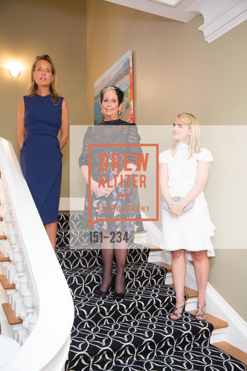 Charlot Malin, Karen Kubin, Jane Mudge, San Francisco Opera Ball 2015 Patron Party, Private Residence, August 19th, 2015,Drew Altizer, Drew Altizer Photography, full-service event agency, private events, San Francisco photographer, photographer California