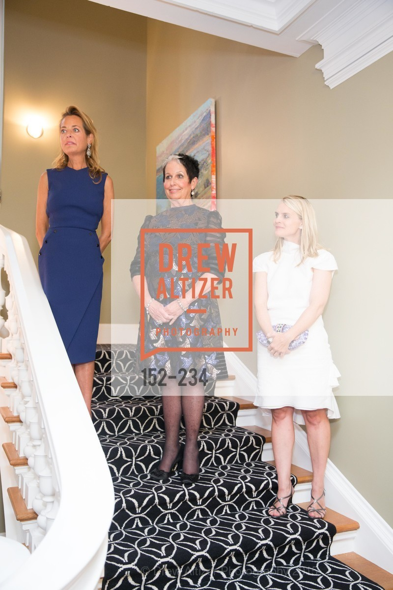 Charlot Malin, Karen Kubin, Jane Mudge, San Francisco Opera Ball 2015 Patron Party, Private Residence, August 19th, 2015,Drew Altizer, Drew Altizer Photography, full-service agency, private events, San Francisco photographer, photographer california