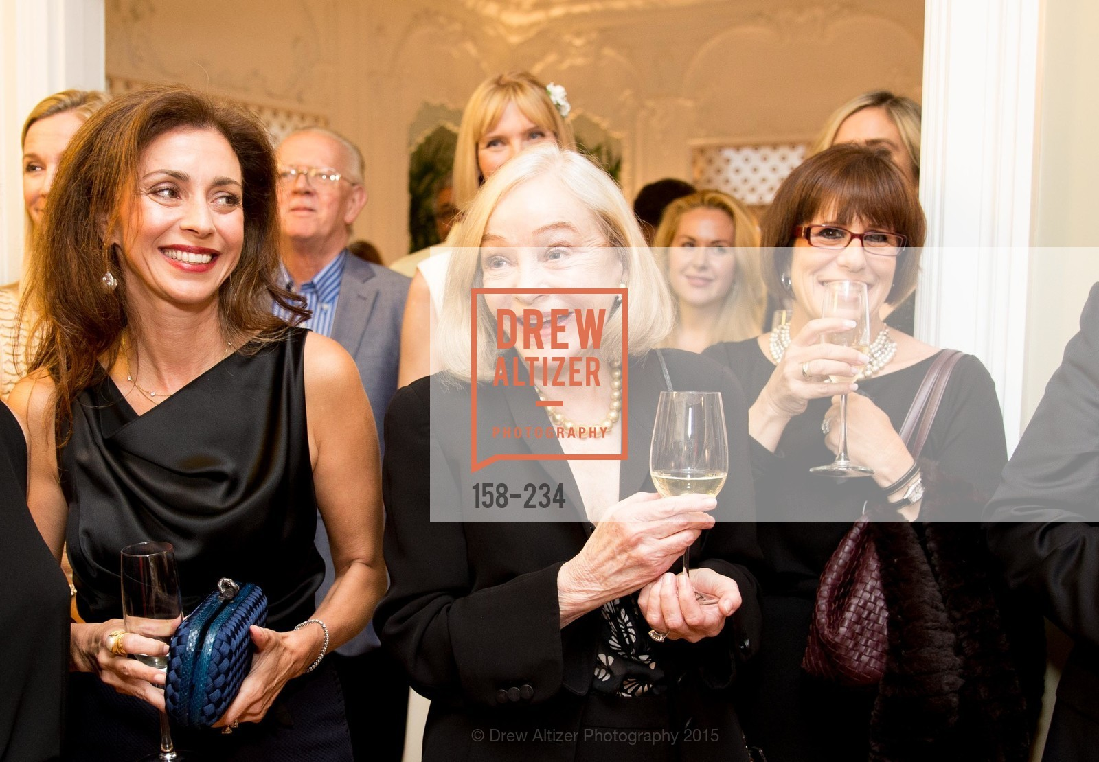 Maryam Muduroglu, Gretchen Kimball, Terri Mino, San Francisco Opera Ball 2015 Patron Party, Private Residence, August 19th, 2015,Drew Altizer, Drew Altizer Photography, full-service agency, private events, San Francisco photographer, photographer california