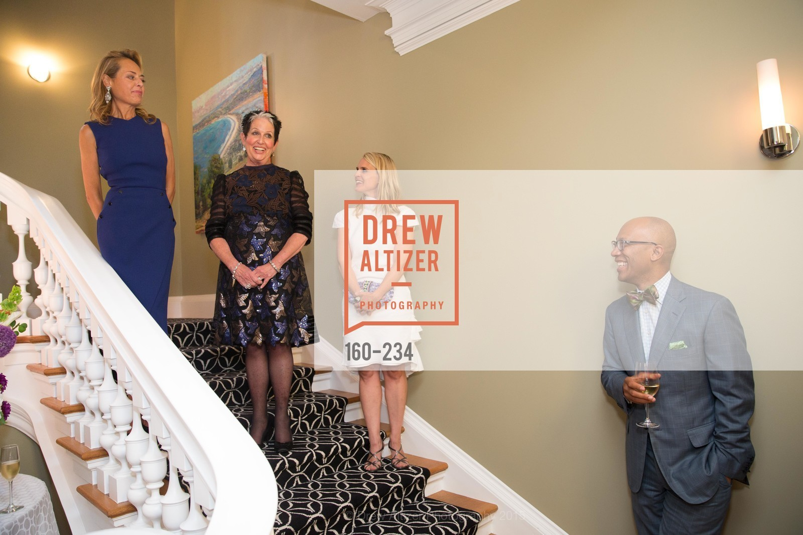 Charlot Malin, Karen Kubin, Jane Mudge, Ken McNeely, San Francisco Opera Ball 2015 Patron Party, Private Residence, August 19th, 2015,Drew Altizer, Drew Altizer Photography, full-service agency, private events, San Francisco photographer, photographer california