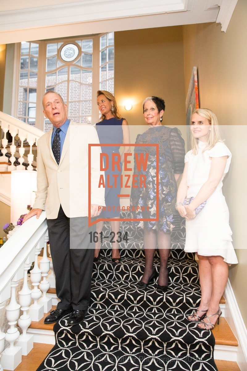 David Gockley, Charlot Malin, Karen Kubin, Jane Mudge, San Francisco Opera Ball 2015 Patron Party, Private Residence, August 19th, 2015,Drew Altizer, Drew Altizer Photography, full-service agency, private events, San Francisco photographer, photographer california