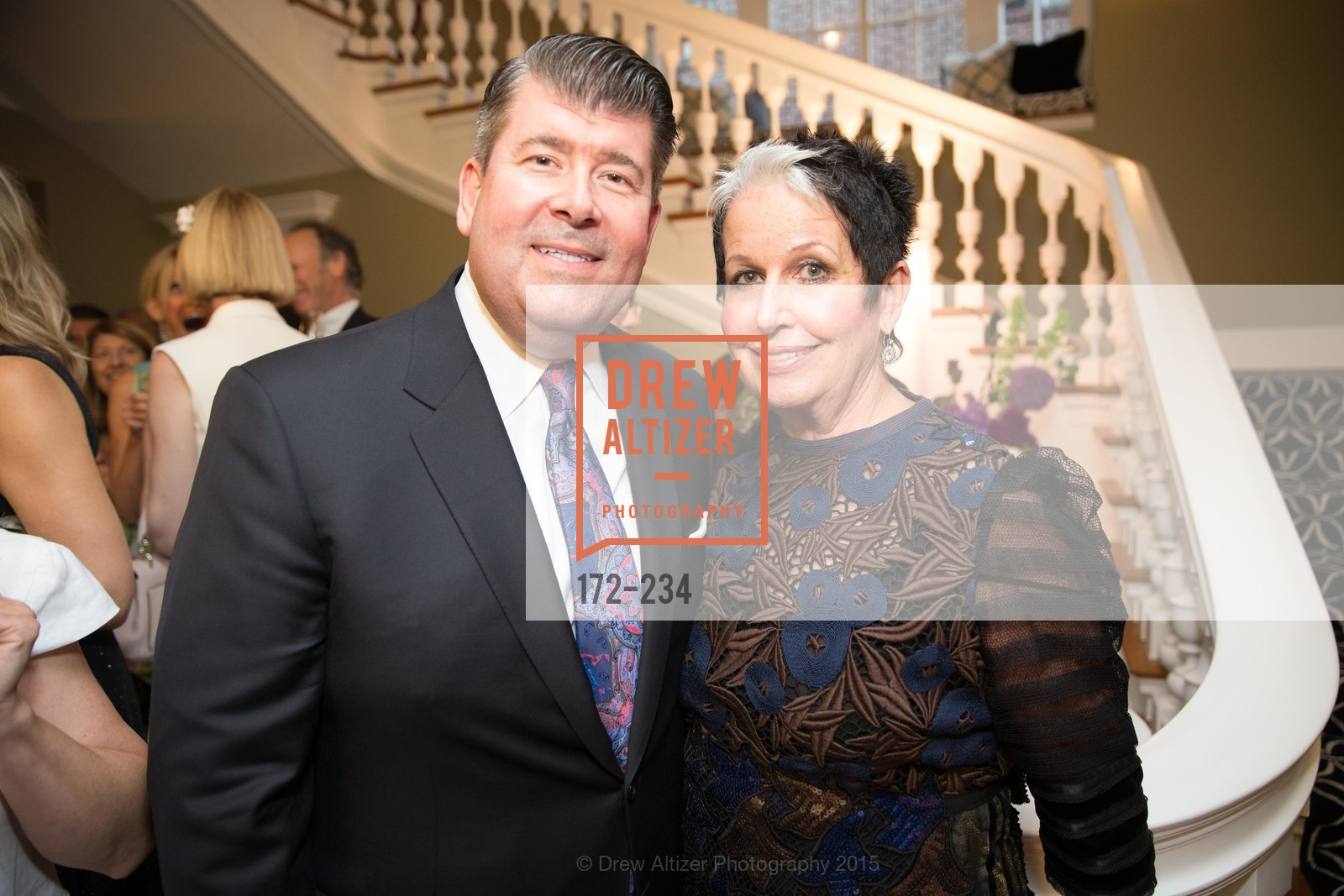 Alan Morrell, Karen Kubin, San Francisco Opera Ball 2015 Patron Party, Private Residence, August 19th, 2015,Drew Altizer, Drew Altizer Photography, full-service agency, private events, San Francisco photographer, photographer california