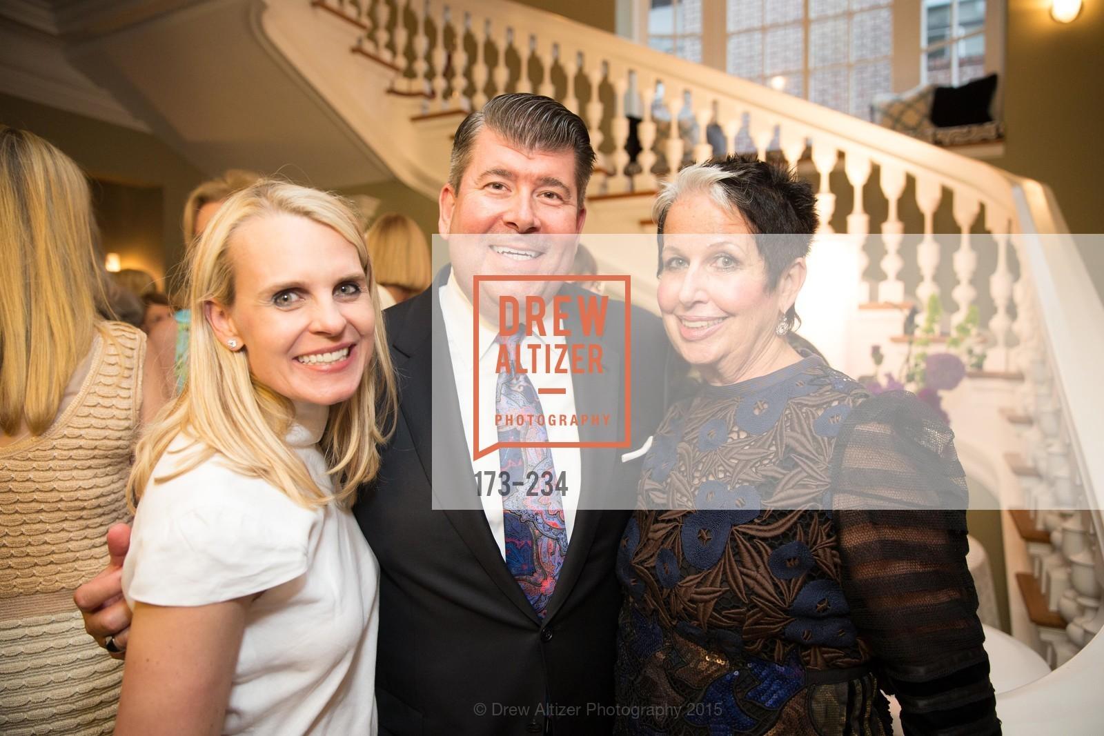 Jane Mudge, Alan Morrell, Karen Kubin, Photo #173-234