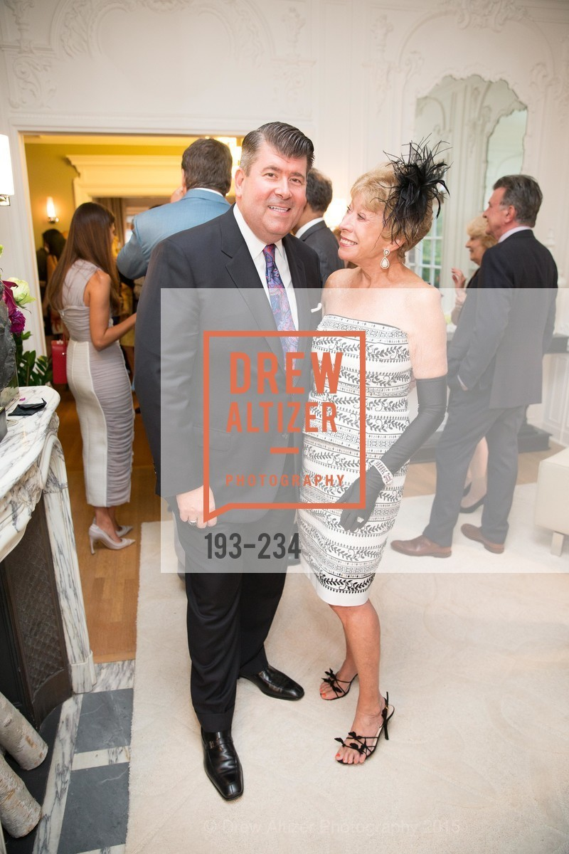 Alan Morrell, Maria Pitcairn, San Francisco Opera Ball 2015 Patron Party, Private Residence, August 19th, 2015,Drew Altizer, Drew Altizer Photography, full-service agency, private events, San Francisco photographer, photographer california