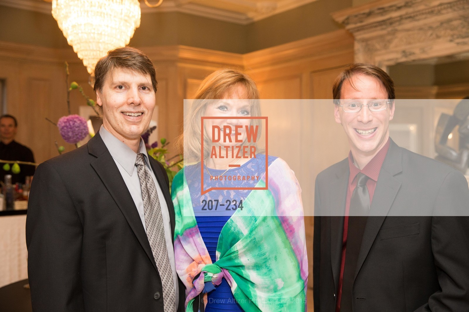 Tony Sladek, Rhonda Johnson, Jason Schwartz, San Francisco Opera Ball 2015 Patron Party, Private Residence, August 19th, 2015,Drew Altizer, Drew Altizer Photography, full-service agency, private events, San Francisco photographer, photographer california
