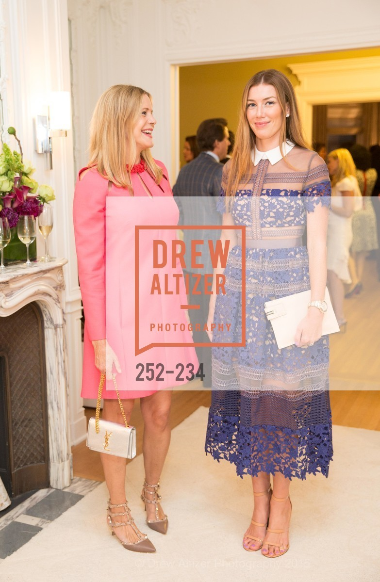 Mary Beth Shimmon, Sarah Somberg, San Francisco Opera Ball 2015 Patron Party, Private Residence, August 19th, 2015