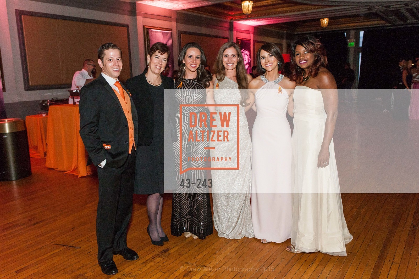 Ben Rosenfield, Kristen Growney Yamamoto, Laura Thomson, Amy Gardner, Rebecca Sanchez, Alyssa Kargbo, 6TH ANNUAL GLIDE LEGACY GALA, The Regency Ballroom. 1300 Van Ness Ave, August 22nd, 2015,Drew Altizer, Drew Altizer Photography, full-service agency, private events, San Francisco photographer, photographer california