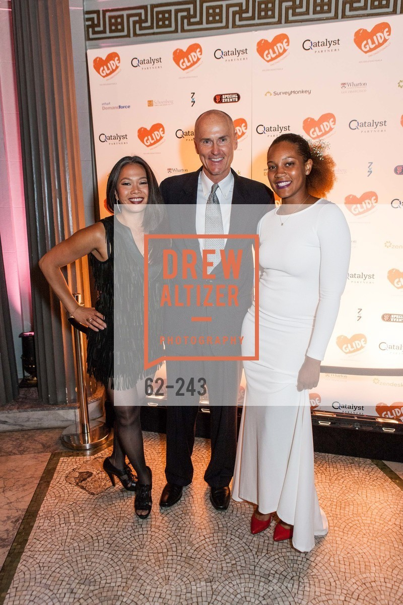 Dori Caminong, Chip Conley, Chinaka Hodge, 6TH ANNUAL GLIDE LEGACY GALA, The Regency Ballroom. 1300 Van Ness Ave, August 22nd, 2015,Drew Altizer, Drew Altizer Photography, full-service agency, private events, San Francisco photographer, photographer california