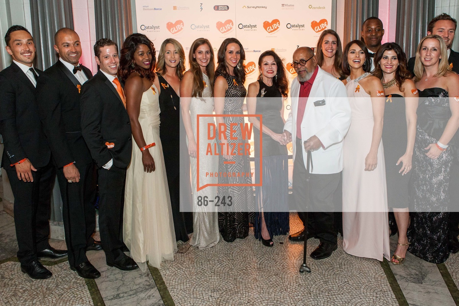 Brent Giesler, Faham Zakariaei, Ben Rosenfield, Alyssa Kargbo, Emily Cohen, Amy Gardner, Laura Thompson, Janice Mirikitani, Cecil Williams, Mary Wyatt, Rebecca Sanchez, Earnest Sweat, Rebecca Sills, Nicole Valco, Colson Griffith, 6TH ANNUAL GLIDE LEGACY GALA, The Regency Ballroom. 1300 Van Ness Ave, August 22nd, 2015,Drew Altizer, Drew Altizer Photography, full-service agency, private events, San Francisco photographer, photographer california