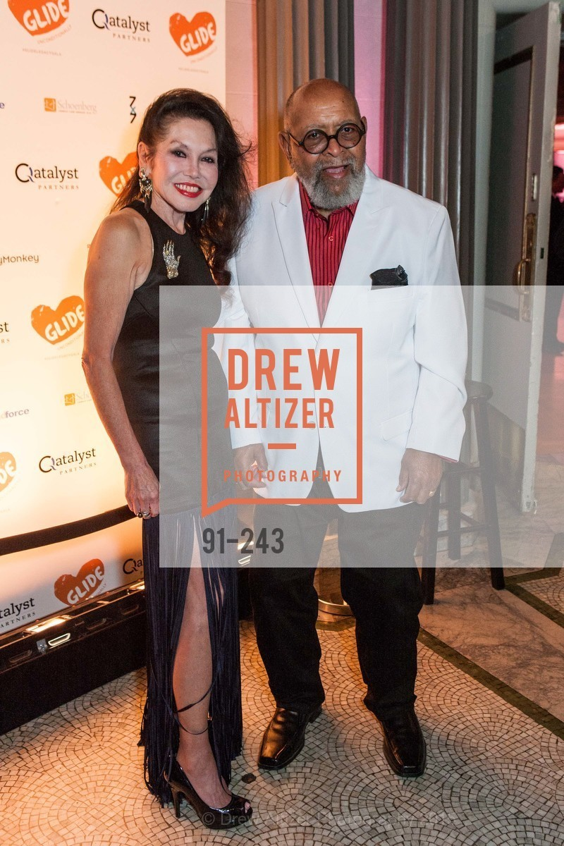 Janice Mirikitani, Cecil Williams, 6TH ANNUAL GLIDE LEGACY GALA, The Regency Ballroom. 1300 Van Ness Ave, August 22nd, 2015,Drew Altizer, Drew Altizer Photography, full-service agency, private events, San Francisco photographer, photographer california