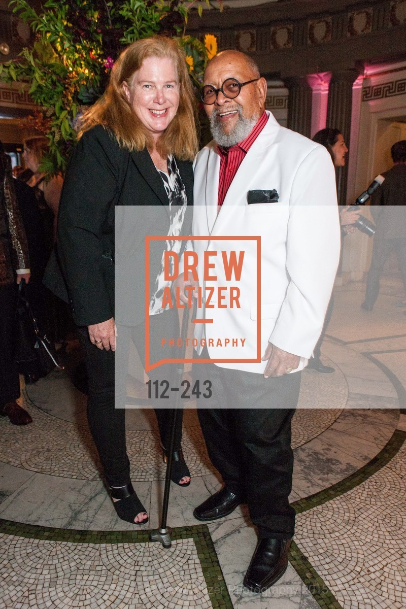 Joanne Hayes-White, Cecil Williams, 6TH ANNUAL GLIDE LEGACY GALA, The Regency Ballroom. 1300 Van Ness Ave, August 22nd, 2015,Drew Altizer, Drew Altizer Photography, full-service agency, private events, San Francisco photographer, photographer california