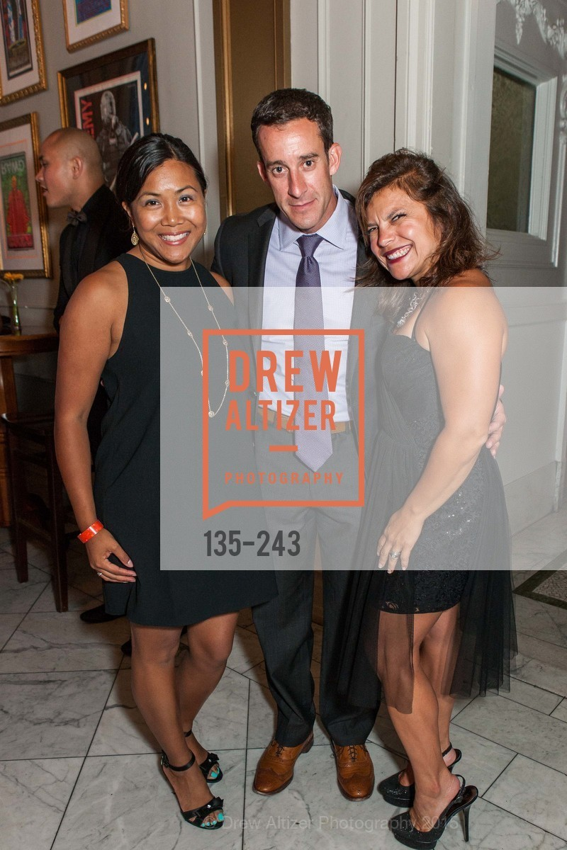 Shirley Manan, Chris Arana, Georgeann Garcia Arana, 6TH ANNUAL GLIDE LEGACY GALA, The Regency Ballroom. 1300 Van Ness Ave, August 22nd, 2015,Drew Altizer, Drew Altizer Photography, full-service agency, private events, San Francisco photographer, photographer california