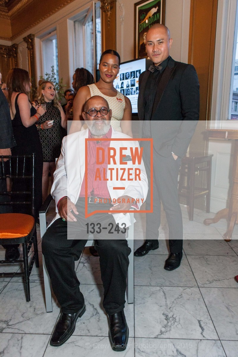 Yoli Mapp, Cecil Williams, Will Kang, 6TH ANNUAL GLIDE LEGACY GALA, The Regency Ballroom. 1300 Van Ness Ave, August 22nd, 2015,Drew Altizer, Drew Altizer Photography, full-service event agency, private events, San Francisco photographer, photographer California