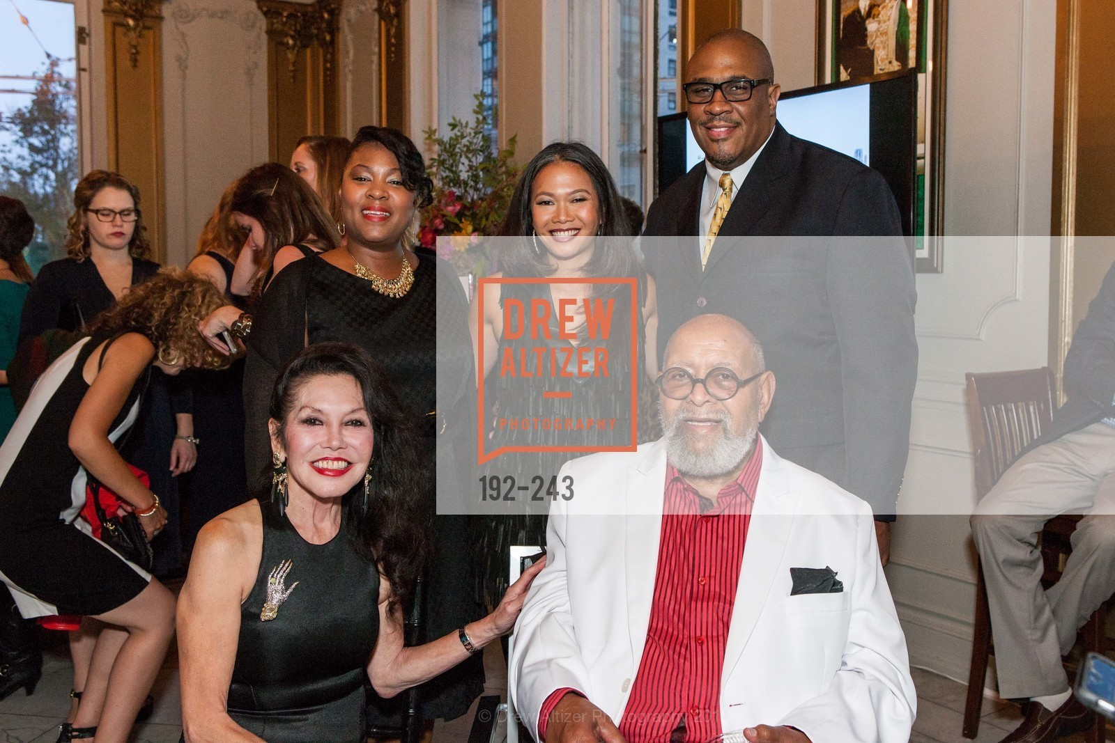Janice Mirikitani, Dori Caminong, Cecil Williams, 6TH ANNUAL GLIDE LEGACY GALA, The Regency Ballroom. 1300 Van Ness Ave, August 22nd, 2015,Drew Altizer, Drew Altizer Photography, full-service agency, private events, San Francisco photographer, photographer california