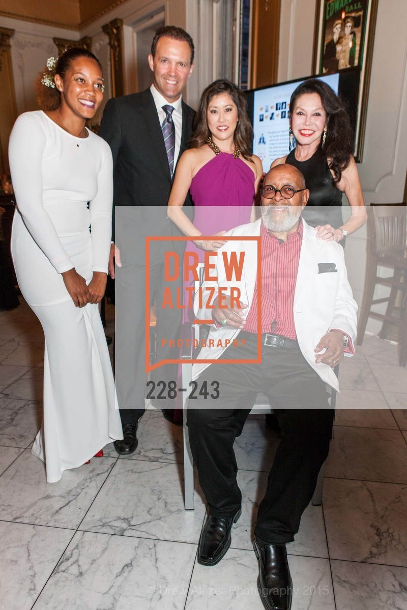 Chinaka Hodge, Bret Hedican, Kristi Yamaguchi, Cecil Williams, Janice Mirikitani, 6TH ANNUAL GLIDE LEGACY GALA, The Regency Ballroom. 1300 Van Ness Ave, August 22nd, 2015,Drew Altizer, Drew Altizer Photography, full-service agency, private events, San Francisco photographer, photographer california