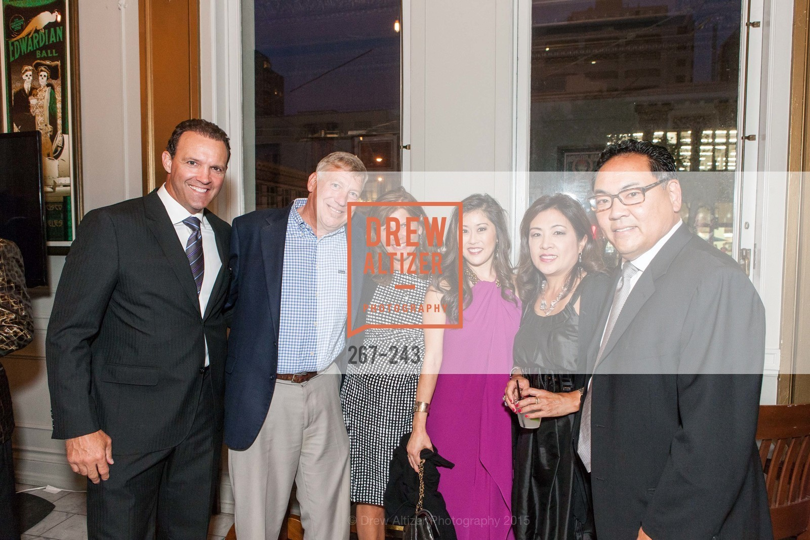 Bret Hedican, Pete Settnick, Cathy Crawford, Kristi Yamaguchi, 6TH ANNUAL GLIDE LEGACY GALA, The Regency Ballroom. 1300 Van Ness Ave, August 22nd, 2015,Drew Altizer, Drew Altizer Photography, full-service agency, private events, San Francisco photographer, photographer california