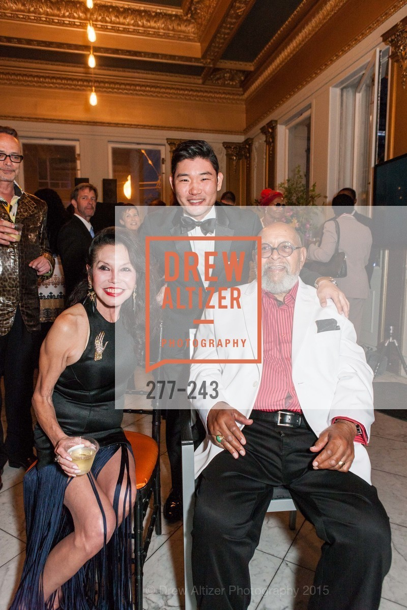 Janice Mirikitani, Mike Kim, Cecil Williams, 6TH ANNUAL GLIDE LEGACY GALA, The Regency Ballroom. 1300 Van Ness Ave, August 22nd, 2015,Drew Altizer, Drew Altizer Photography, full-service agency, private events, San Francisco photographer, photographer california