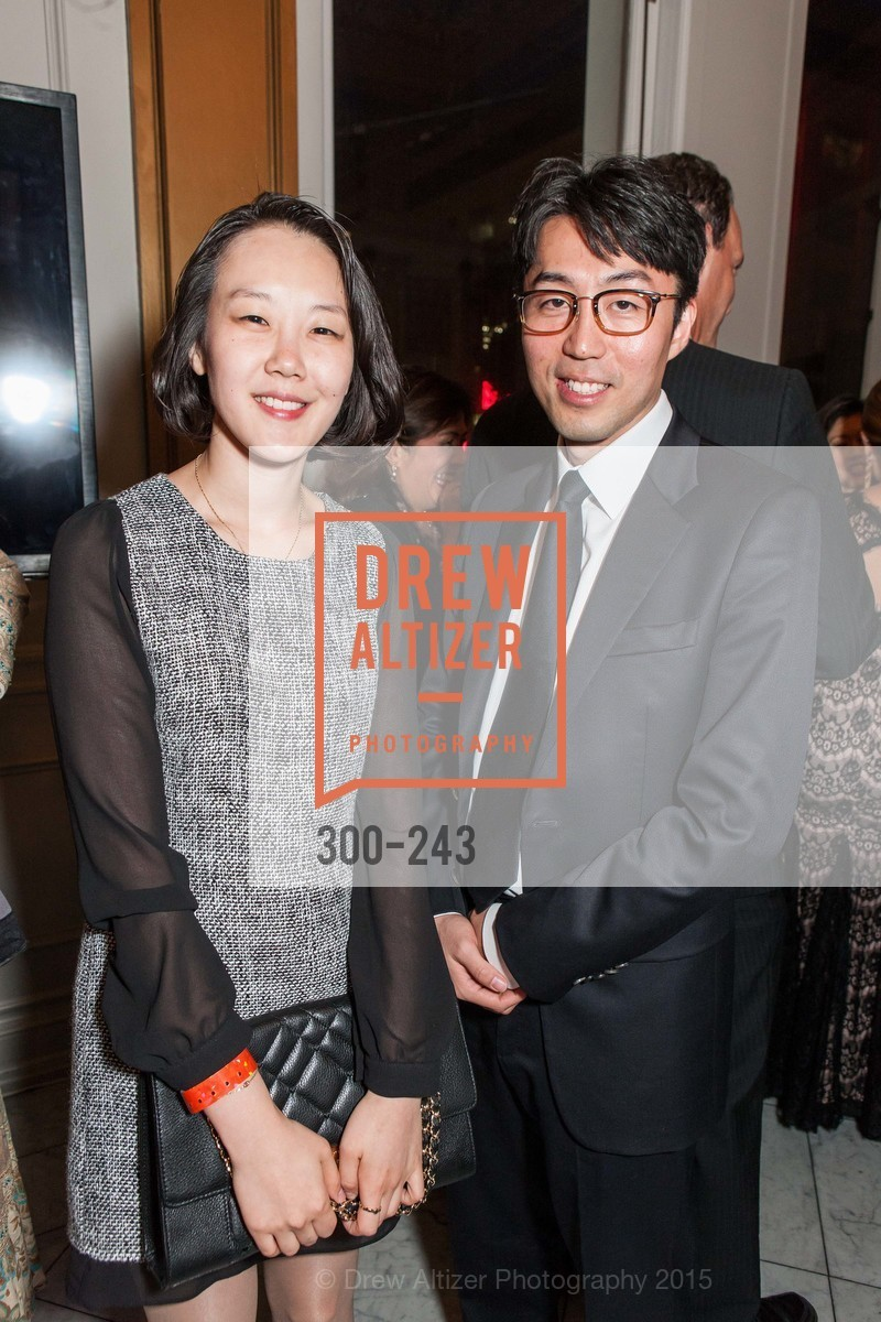 Jinju Jeun, James Jung, 6TH ANNUAL GLIDE LEGACY GALA, The Regency Ballroom. 1300 Van Ness Ave, August 22nd, 2015,Drew Altizer, Drew Altizer Photography, full-service agency, private events, San Francisco photographer, photographer california