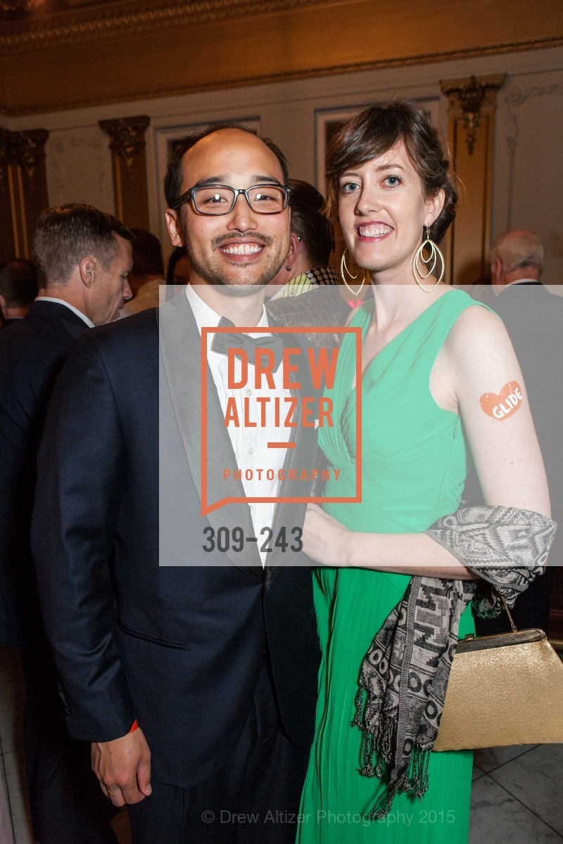 Edwin Zee, Chelsea Larsson, 6TH ANNUAL GLIDE LEGACY GALA, The Regency Ballroom. 1300 Van Ness Ave, August 22nd, 2015,Drew Altizer, Drew Altizer Photography, full-service agency, private events, San Francisco photographer, photographer california