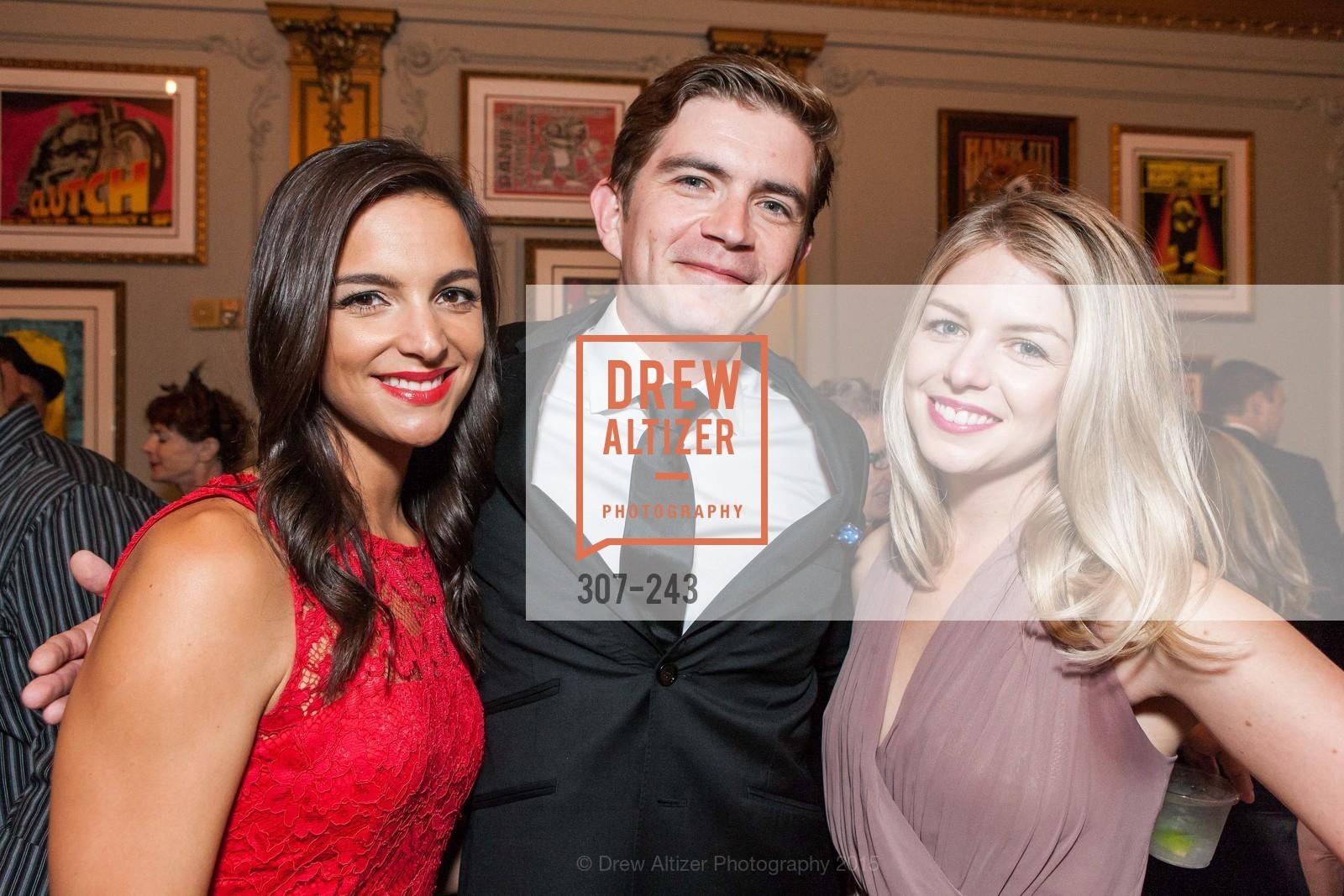 Jessica Schroeder, Nick Gilbert, Nikki Gossell, 6TH ANNUAL GLIDE LEGACY GALA, The Regency Ballroom. 1300 Van Ness Ave, August 22nd, 2015