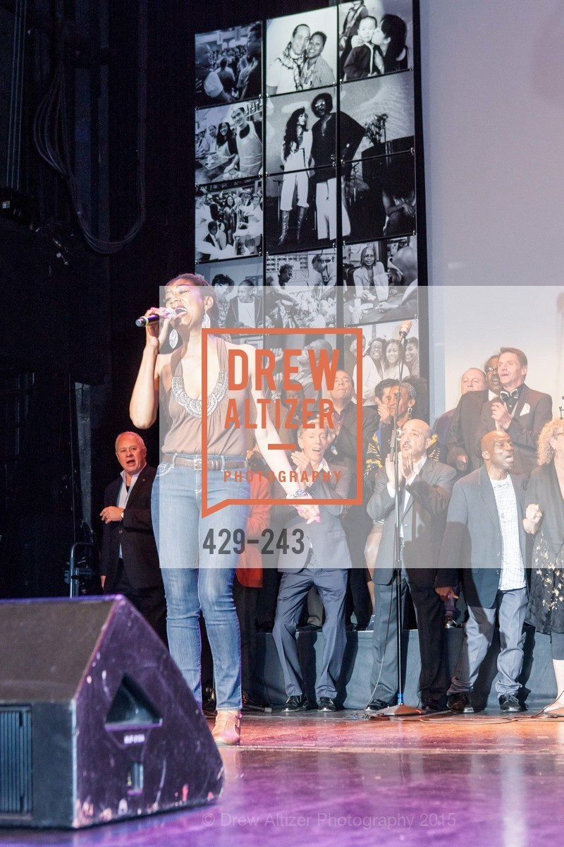 Performance, 6TH ANNUAL GLIDE LEGACY GALA, The Regency Ballroom. 1300 Van Ness Ave, August 22nd, 2015
