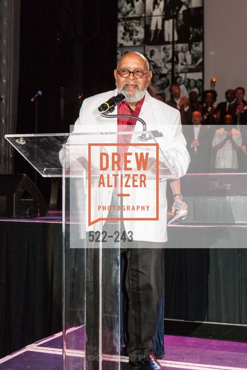Cecil Williams, 6TH ANNUAL GLIDE LEGACY GALA, The Regency Ballroom. 1300 Van Ness Ave, August 22nd, 2015,Drew Altizer, Drew Altizer Photography, full-service agency, private events, San Francisco photographer, photographer california