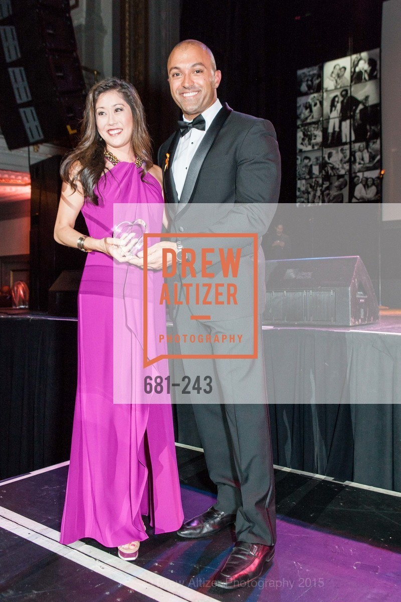 Kristi Yamaguchi, Faham Zakariaei, 6TH ANNUAL GLIDE LEGACY GALA, The Regency Ballroom. 1300 Van Ness Ave, August 22nd, 2015,Drew Altizer, Drew Altizer Photography, full-service agency, private events, San Francisco photographer, photographer california