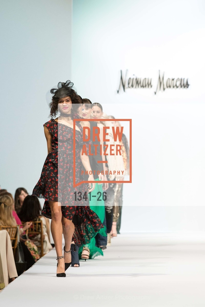 Fashion Show, Neiman Marcus Presents the 2015 San Francisco Ballet Fashion Show, April 2nd, 2015, Photo