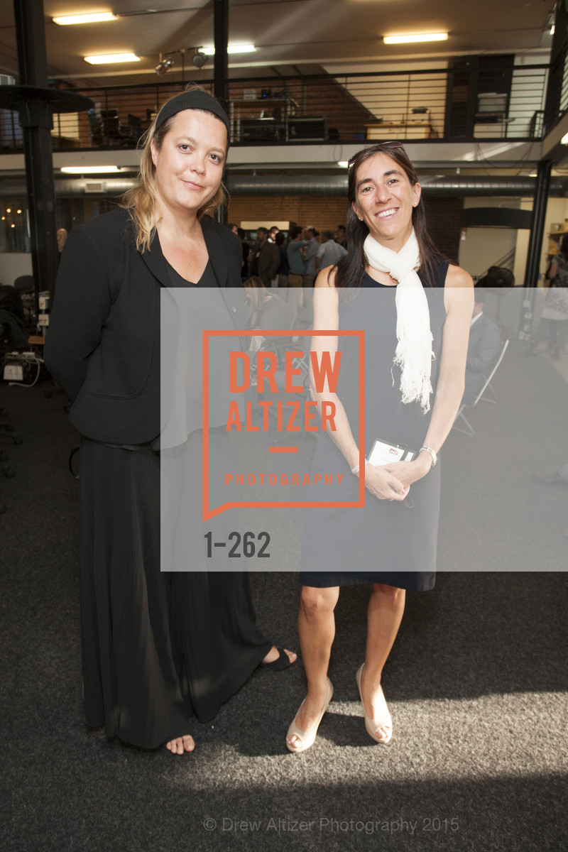 Yseulys Costes, Pauline Carmona, Inauguration of SNCF Innovation Lab, 169 11th St, August 26th, 2015,Drew Altizer, Drew Altizer Photography, full-service agency, private events, San Francisco photographer, photographer california