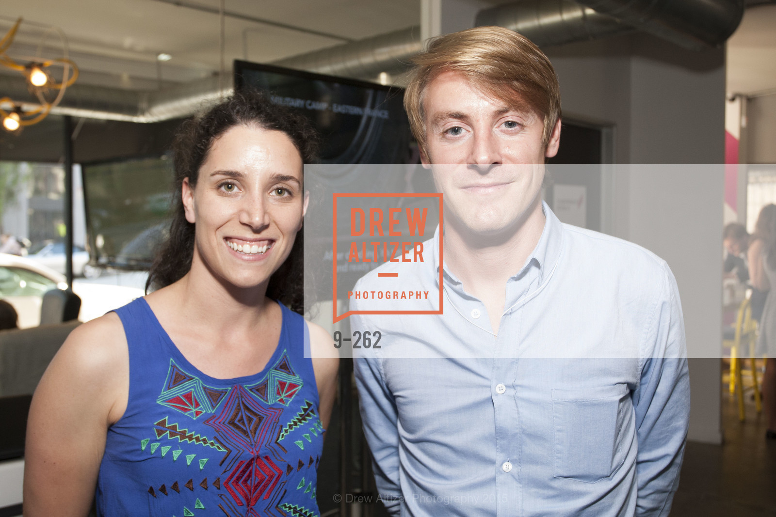 Emilie Jessula, Remi Bergues, Inauguration of SNCF Innovation Lab, 169 11th St, August 26th, 2015,Drew Altizer, Drew Altizer Photography, full-service agency, private events, San Francisco photographer, photographer california