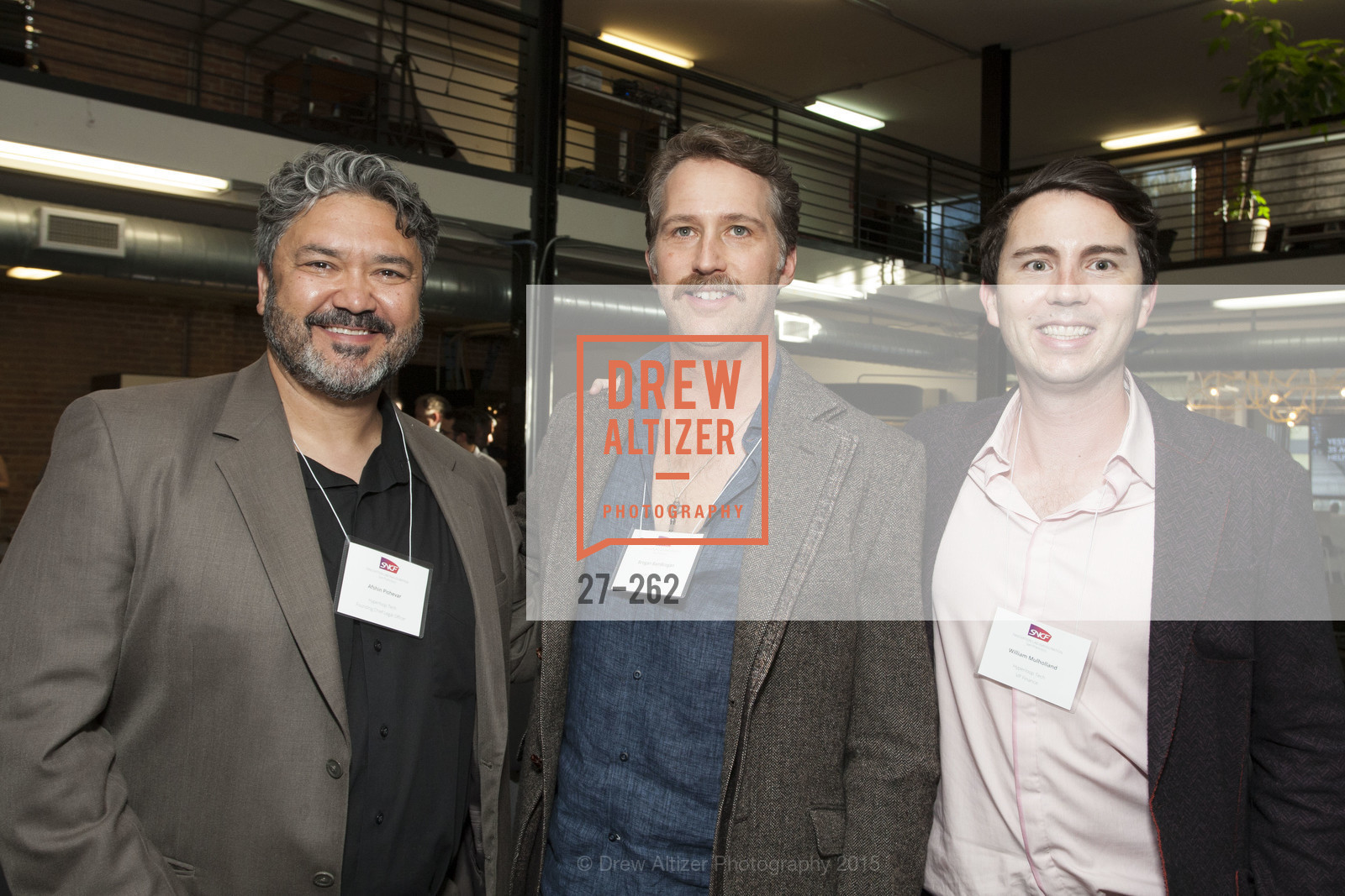 Afshin Pishevar, Brogan BamBrogan, William Mulholland, Inauguration of SNCF Innovation Lab, 169 11th St, August 26th, 2015,Drew Altizer, Drew Altizer Photography, full-service agency, private events, San Francisco photographer, photographer california