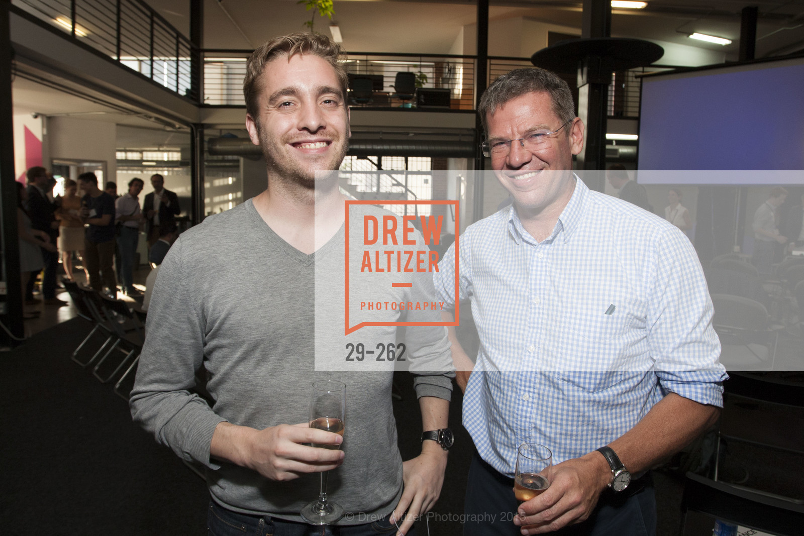 Baptiste Manson, Ivan Ollivier, Inauguration of SNCF Innovation Lab, 169 11th St, August 26th, 2015,Drew Altizer, Drew Altizer Photography, full-service agency, private events, San Francisco photographer, photographer california