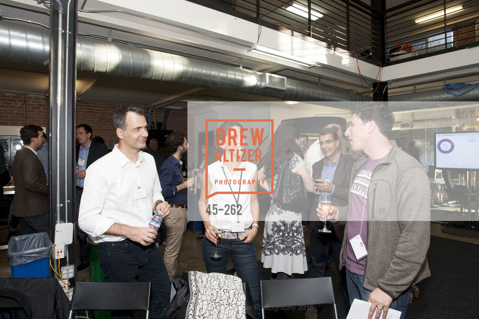 Philippe Plichon, Emmanuelle Turlotte, Raphael Parker, Inauguration of SNCF Innovation Lab, 169 11th St, August 26th, 2015,Drew Altizer, Drew Altizer Photography, full-service agency, private events, San Francisco photographer, photographer california