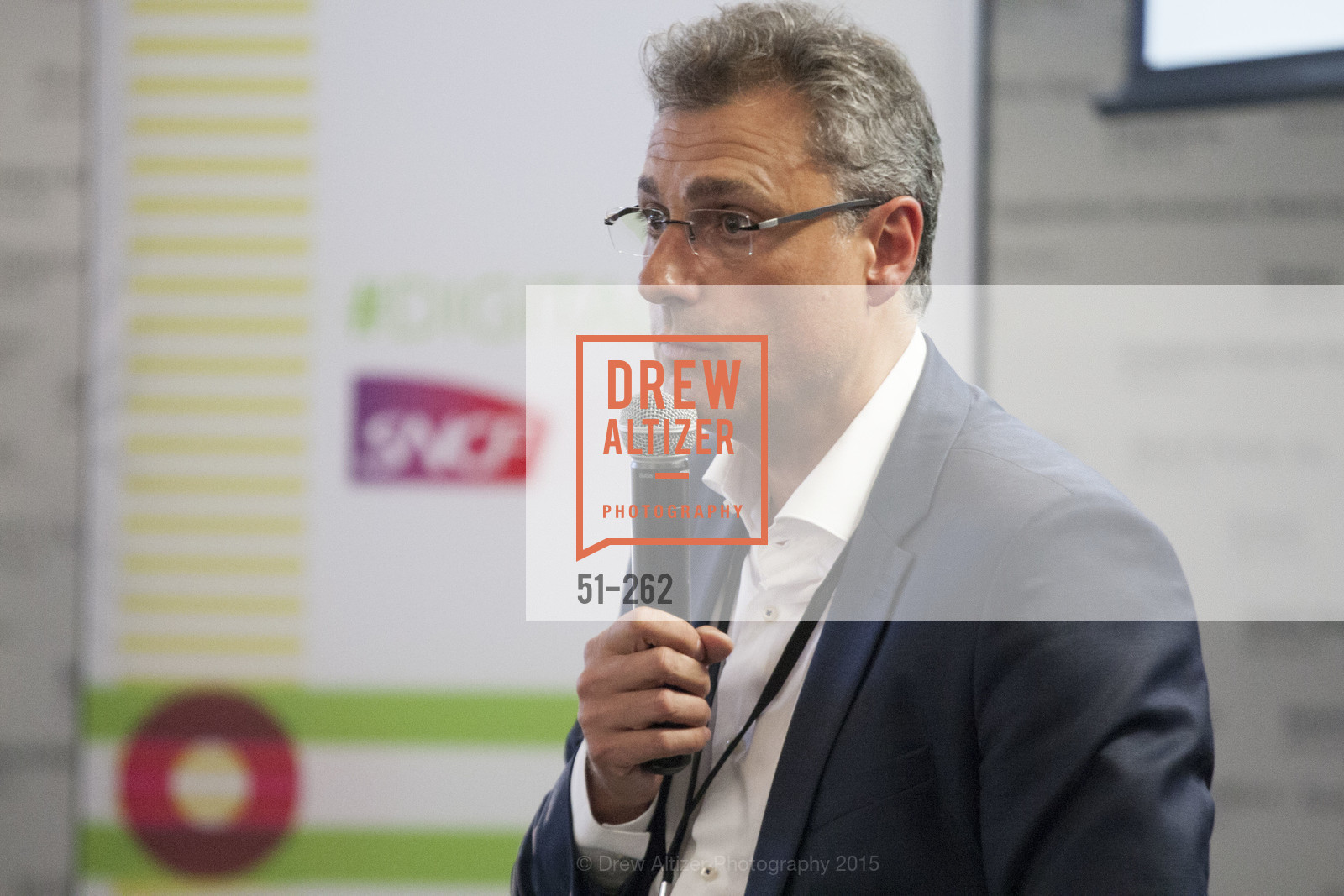 Yves Tyrode, Inauguration of SNCF Innovation Lab, 169 11th St, August 26th, 2015,Drew Altizer, Drew Altizer Photography, full-service agency, private events, San Francisco photographer, photographer california