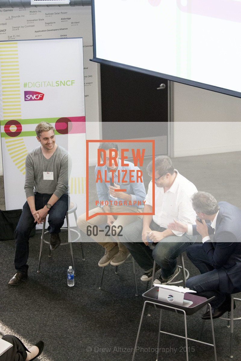 Baptiste Manson, Florent Peyre, Gregory Renard, Inauguration of SNCF Innovation Lab, 169 11th St, August 26th, 2015,Drew Altizer, Drew Altizer Photography, full-service event agency, private events, San Francisco photographer, photographer California