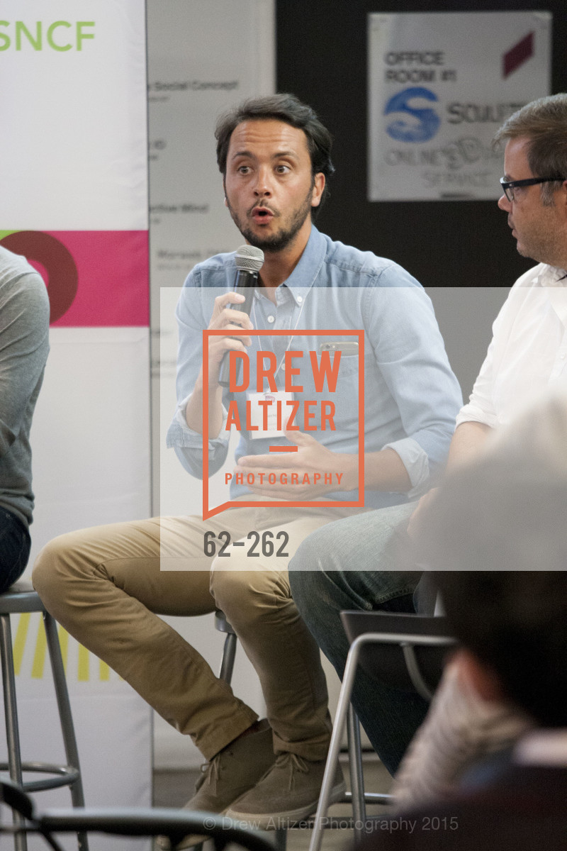Florent Peyre, Inauguration of SNCF Innovation Lab, 169 11th St, August 26th, 2015,Drew Altizer, Drew Altizer Photography, full-service agency, private events, San Francisco photographer, photographer california