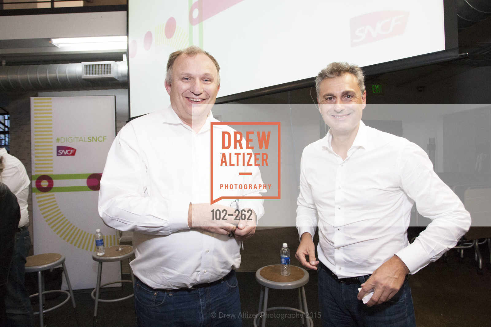 Top Picks, Inauguration of SNCF Innovation Lab, August 26th, 2015, Photo,Drew Altizer, Drew Altizer Photography, full-service agency, private events, San Francisco photographer, photographer california