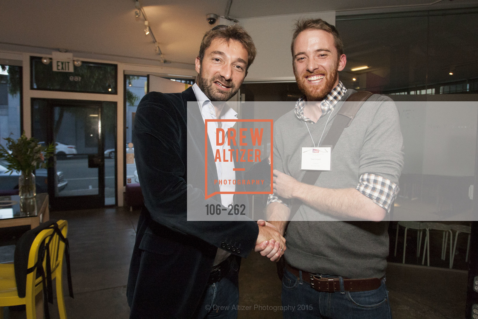 Yves Frinault, Inauguration of SNCF Innovation Lab, 169 11th St, August 26th, 2015,Drew Altizer, Drew Altizer Photography, full-service agency, private events, San Francisco photographer, photographer california