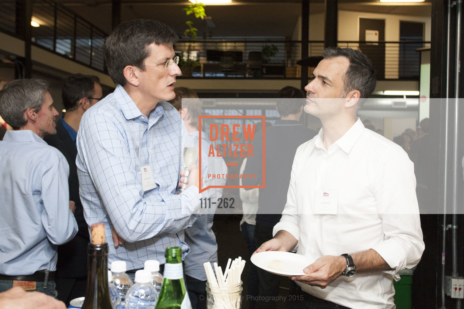 Vincent Delamarre, Philippe Plichon, Inauguration of SNCF Innovation Lab, 169 11th St, August 26th, 2015,Drew Altizer, Drew Altizer Photography, full-service agency, private events, San Francisco photographer, photographer california