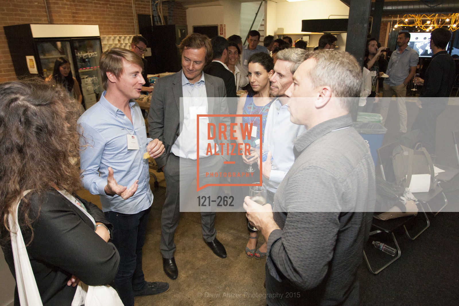Remi Bergues, Thibaut Munier, Inauguration of SNCF Innovation Lab, 169 11th St, August 26th, 2015,Drew Altizer, Drew Altizer Photography, full-service agency, private events, San Francisco photographer, photographer california