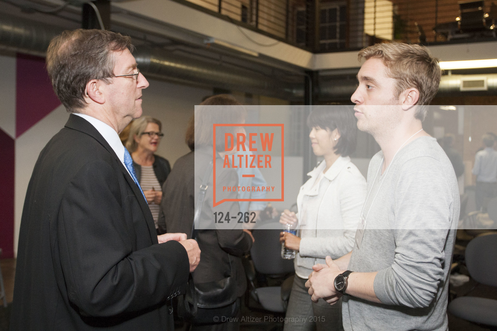 Pierre Izard, Baptiste Manson, Inauguration of SNCF Innovation Lab, 169 11th St, August 26th, 2015,Drew Altizer, Drew Altizer Photography, full-service agency, private events, San Francisco photographer, photographer california